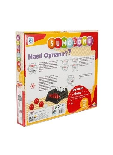 Sunman Sunman 002866 Sumolone Zeka Mantık ve Strateji Oyunu Renkli